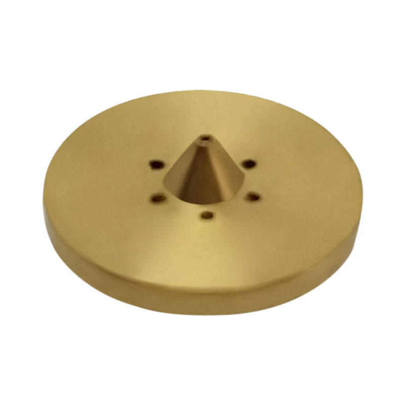 G100F Disc Swirl Brass Nozzle