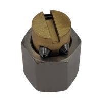 15 Degree Nozzle GN90DUAL15, Nordson Compatible