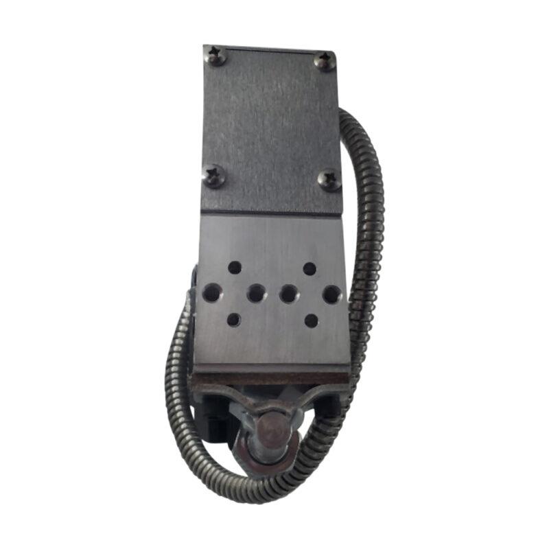 Solid Blue Low Profile Applicator G100LPMOD2 Low Profile Glue Gun Nordson H200 H202