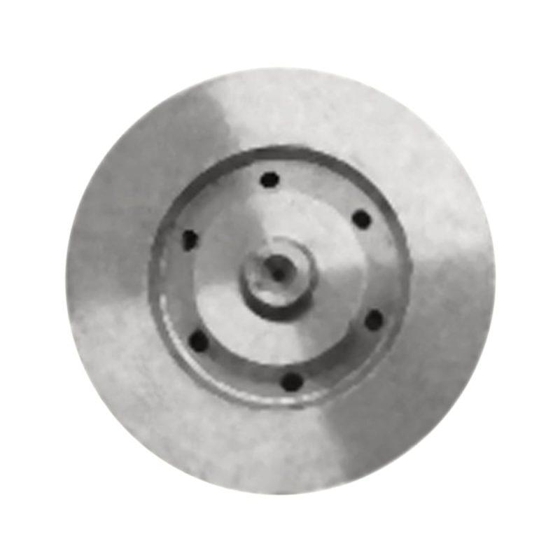 Nozzle G100FDSSTEEL .012 . 014 .018 .035 – 1 inch Disc (Standard) Swirl Steel Nozzle