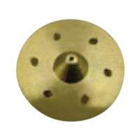 Nozzle G100FDWBRASS.014 .018 .035 – 2 inch Disc (Wide) Swirl Nozzle