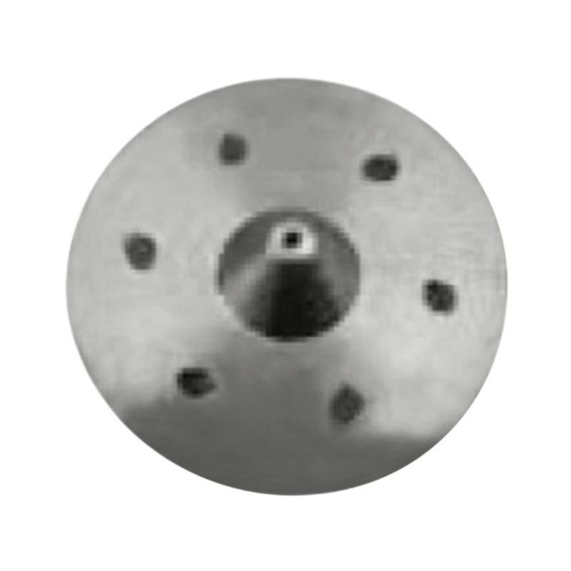 Nozzle G100FDWSSTEEL .014 .018 .035 – 2 inch Disc (Wide) Swirl Nozzle