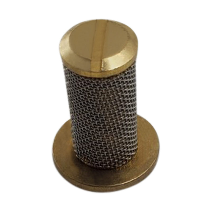 Replacement Inline Filter Mesh: 50, 100, 200 Mesh SAE O-Ring and 1/4 NPT Nordson