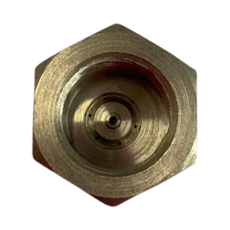 Unibody Swirl Steel Nozzle