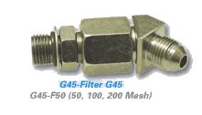 45 Degree Filter G45 Nordson # 274989 274990 274991