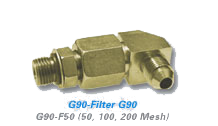 90 Degree Filter G90 Nordson # 274287 274288 274289