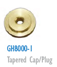 GH8000-1 Tapered Cap Plug Nordson AD-31