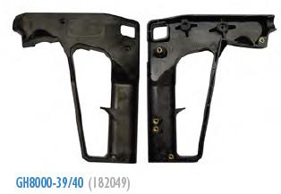 GH8000-39/40 Gun Shell 182049 AD-31