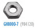 GH8000-7 Nut Hex 10-32 984120 Ad-31
