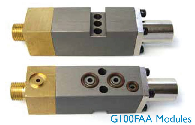 G100FAA Module Air Open - Air Close - Nordson 400 Series Compatible